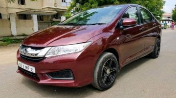 Honda City 2014-2015 i DTEC SV MT for sale