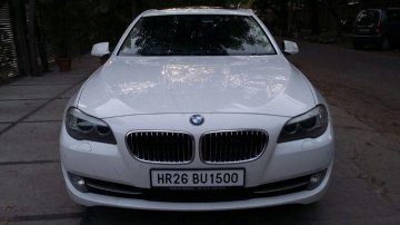 BMW 5 Series 2010-2013 530d Highline Sedan AT for sale