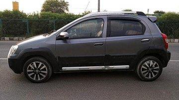 Toyota Etios Cross 1.4L VD MT 2015 for sale