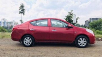 Nissan Sunny MT 2011-2014 2013 for sale