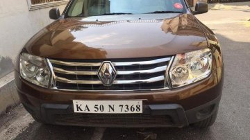Used Renault Duster Petrol RxE 2013 MT for sale