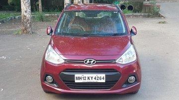 2014 Hyundai i10 Sportz MT for sale at low price
