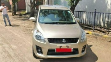 Used Maruti Suzuki Ertiga VXI CNG 2013 MT for sale