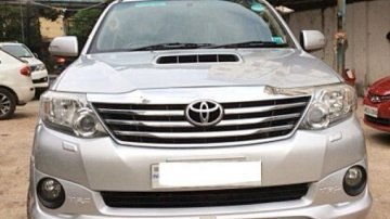 Used 2012 Toyota Fortuner 4x2 AT for sale