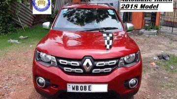 Renault KWID 2015-2019 AMT AT for sale