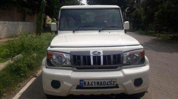 Mahindra Bolero ZLX 2015 MT for sale