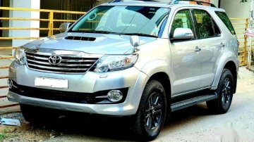 Toyota Fortuner 3.0 4x4 AT, 2015, Diesel for sale