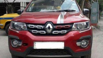Used 2016 Renault KWID MT for sale