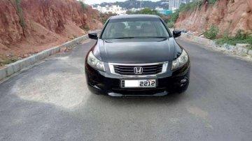 Honda Accord 2.4 Elegance MT, 2010, Petrol for sale