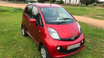 Tata Nano XTA 2015 AT for sale
