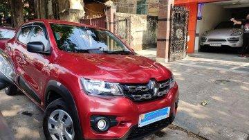 Used Renault KWID MT car at low price