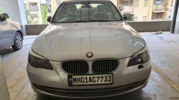 Used BMW 5 Series 525d Sedan AT car at low price