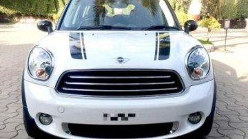 Used Mini Countryman D AT car at low price