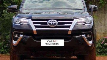 Toyota Fortuner 2.8 4X2 MT, 2017, Diesel for sale