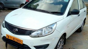 Used Tata Zest XM Diesel, 2018, MT for sale