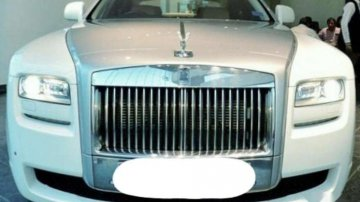 Rolls Royce Ghost 2011 AT for sale