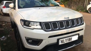 Jeep COMPASS Compass 2.0 Limited, 2017, Diesel MT for sale