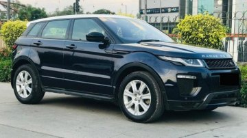 Land Rover Range Rover Evoque 2015-2016 HSE Dynamic AT for sale