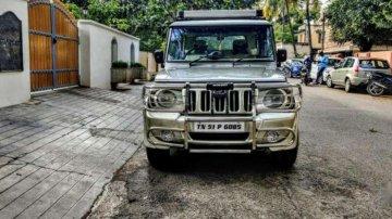 2010 Mahindra Bolero SLX MT for sale at low price