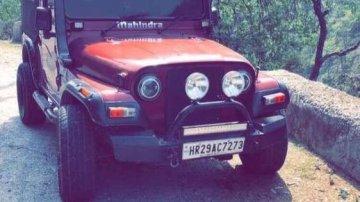 Used Mahindra Thar 2012  4x4 MT for sale