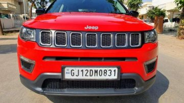 Used 2018 Jeep Compass MT for sale