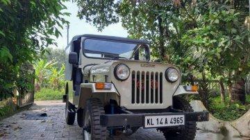 Used Mahindra Thar MT car at low price