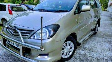 Toyota Innova 2.5 G BS IV 7 STR, 2009, Diesel MT for sale