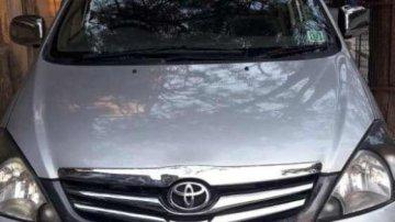Toyota Innova 2.5 G 8 STR BS-IV, 2010, Diesel MT for sale