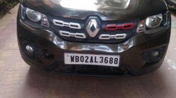 Renault Kwid 1.0 RXT EDITION, 2017, Petrol MT for sale