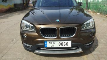 Used BMW X1 sDrive 20d Sportline AT 2014 for sale in Pune