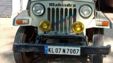 Mahindra Thar 1996 MT for sale in Kochi