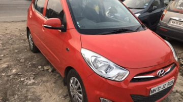 Hyundai i10 2013 AT for sale in Pune