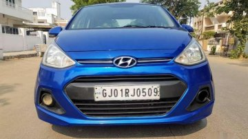 Used 2015 Hyundai Xcent MT for sale in Ahmedabad  at low price