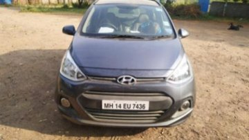 Used Hyundai Grand i10 MT car at low price in Pune