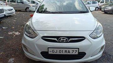 Hyundai Verna 1.6 SX MT 2012 in Ahmedabad