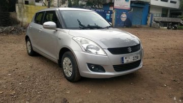 Used Maruti Suzuki Swift VXI MT car at low price in Pune