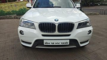 Used BMW X3 xDrive20d AT 2012 for sale in Pune