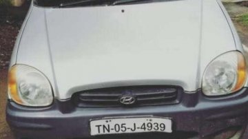 Hyundai Santro, 2003, Petrol MT for sale in Chennai