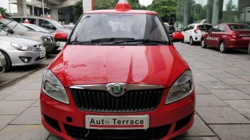 Skoda Fabia 2012 MT for sale in Chennai