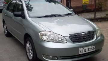 2006 Toyota Corolla AE MT for sale at low price in Pune