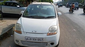 Chevrolet Spark 1.0 LT MT 2011 in Ahmedabad