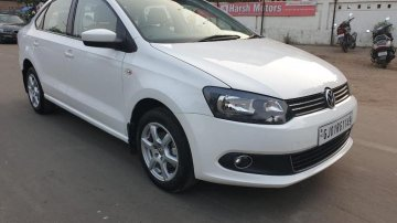 Volkswagen Vento 2013-2015 1.2 TSI Highline AT for sale in Ahmedabad