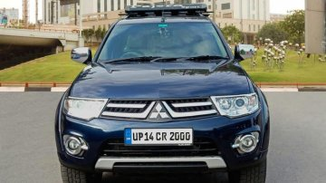 Mitsubishi Pajero Sport Sport 4X2 AT 2015 for sale in New Delhi