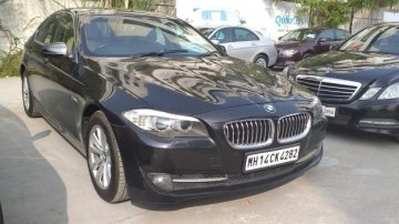 Used BMW 5 Series 2003-2012 520d AT 2011 for sale in Pune