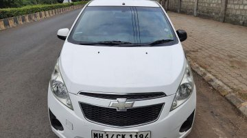 Chevrolet Beat LS 2010 MT for sale in Pune