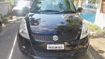 Used Maruti Suzuki Swift ZDI MT car at low price in Chennai