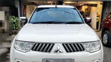 2013 Mitsubishi Pajero Sport MT for sale at low price in New Delhi