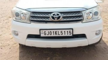 Toyota Fortuner 2011-2016 4x4 MT for sale in Ahmedabad
