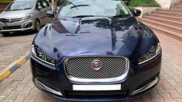 Used Jaguar XF AT car at low price in Pune