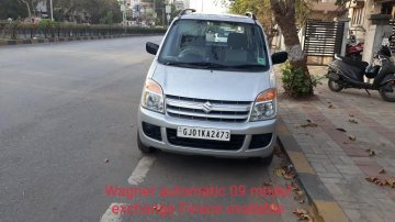 Maruti Wagon R 1999-2006 AX BSIII AT for sale in Ahmedabad